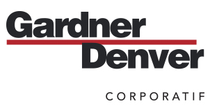 Compresseurs à air Gardner Denver vendu par Aircom Technologies, Montréal, Québec
