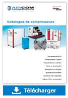 Catalogue compresseurs - Aircom Technologies, Montréal, Québec