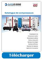 Catalogue de compresseurs  - Aircom Technologies, Montréal, Québec