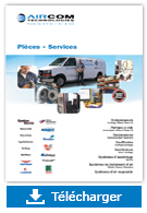 Brochure Produits et Service - Aircom Technologies, Montréal, Québec