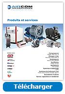 Catalogue Produits et services - Aircom Technologies, Montréal, Québec