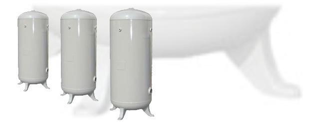Air Receiver Tanks Aircom Technologies