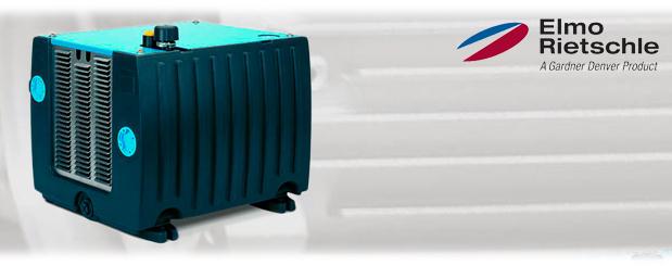 Pompes à vide à anneau liquide - sans apport d'eau externe L-BL2 (L_200) Elmo Rietschle, distribué par Aircom Technologies, Montréal, Québec