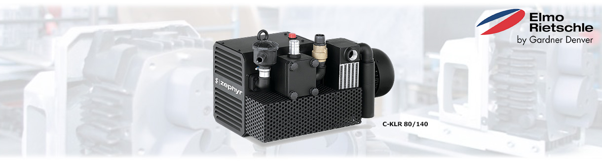 Aircom Technologies est le distributeur autorisé et centre de service des pompes à crochets - combiné - Série-C – Elmo Rietschle