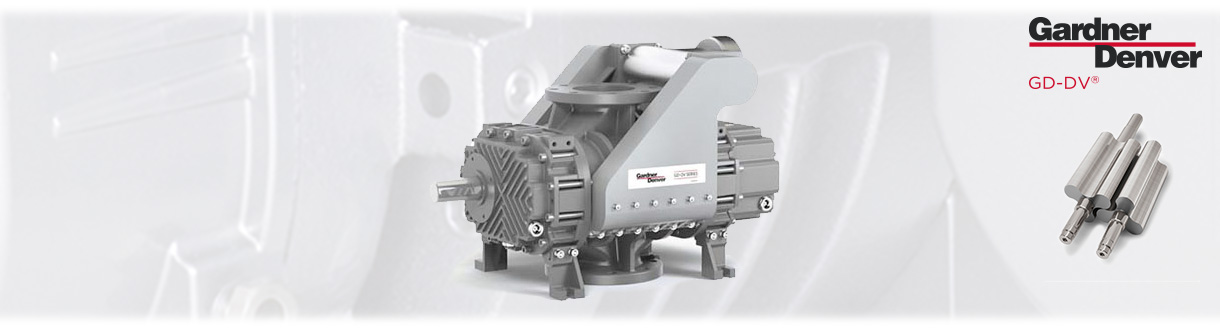Aircom Technologies of Montreal, Quebec, is an authorized distributor and service center for the Positive displacement blowers (tri-lobe) for Deep Vacuum by GD