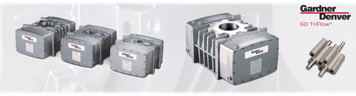 Aircom Technologies of Montreal, Quebec, is an authorized distributor and service center for the Triflow positive displacement blowers by GD for Eastern Canada.