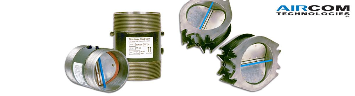 Clapets anti-retour / Check valves