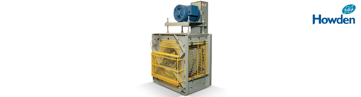 Aircom Technologies of Montreal, Quebec, is an authorized distributor and service center for Howden (American Fan Company) - PL plenum fans.